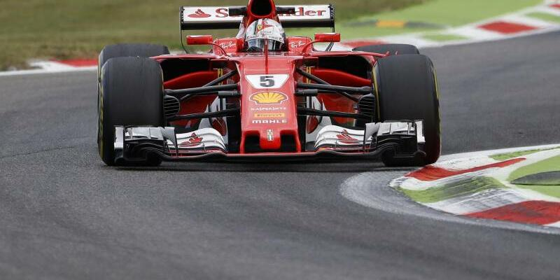 Sebastian Vettel - Foto: Antonio Calanni