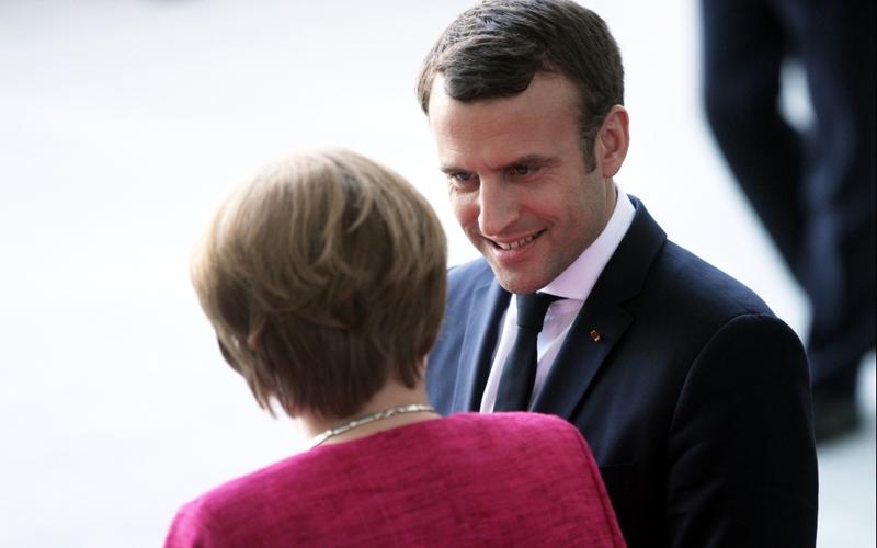 Angela Merkel und Emmanuel Macron - Foto: über dts Nachrichtenagentur