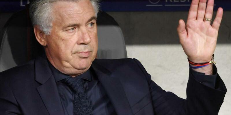 Carlo Ancelotti - Foto: Hat derzeit einigeBaustellen beim FC Bayern: Trainer Carlo Ancelotti. Foto:Tobias Hase