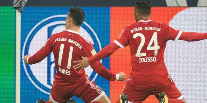 FC Schalke 04 - Bayern München - Foto: Bernd Thissen