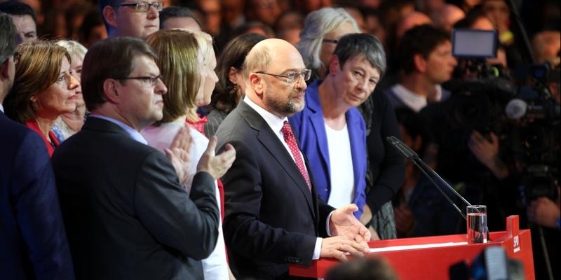 Martin Schulz am 24.09.2017 - Foto: über dts Nachrichtenagentur