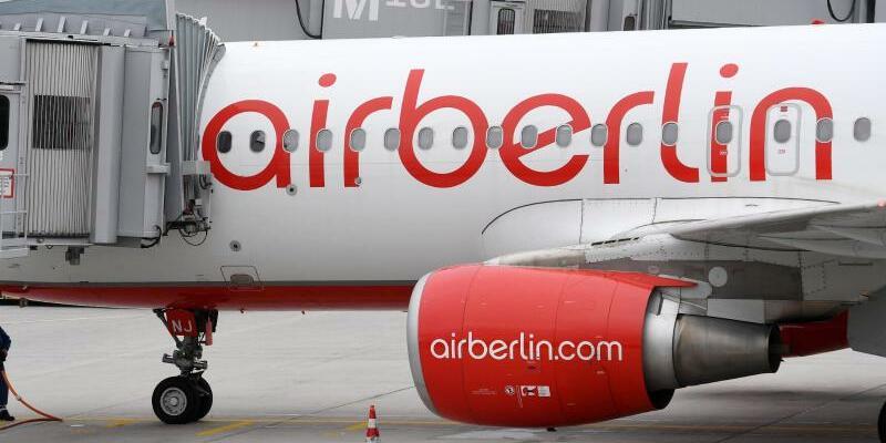 Air Berlin - Foto: Tobias Hase