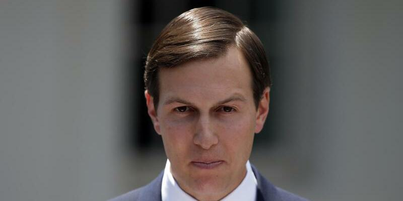 Jared Kushner - Foto: Alex Brandon