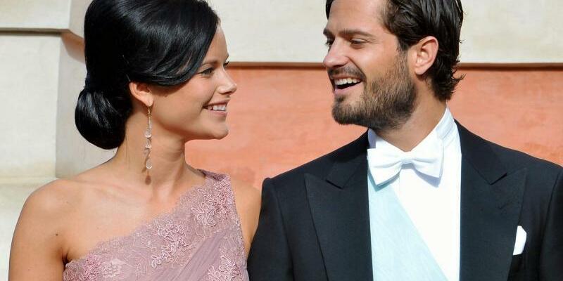 Royales Paar - Foto: Jonas Ekstromer/TT NEWS AGENCY