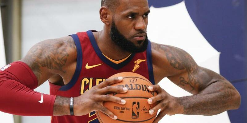 NBA-Star - Foto: Ron Schwane