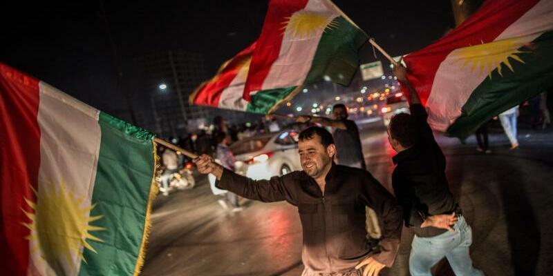 Freude in Erbil - Foto: Oliver Weiken