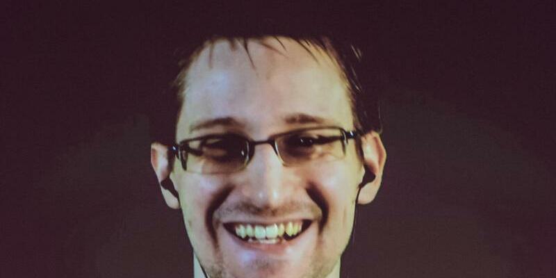 Edward Snowden - Foto: Ole Spata