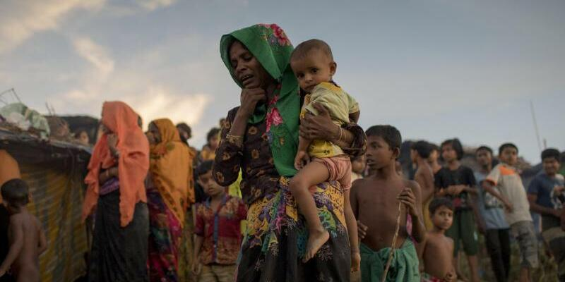 Rohingya in Bangladesch - Foto: Km Asad