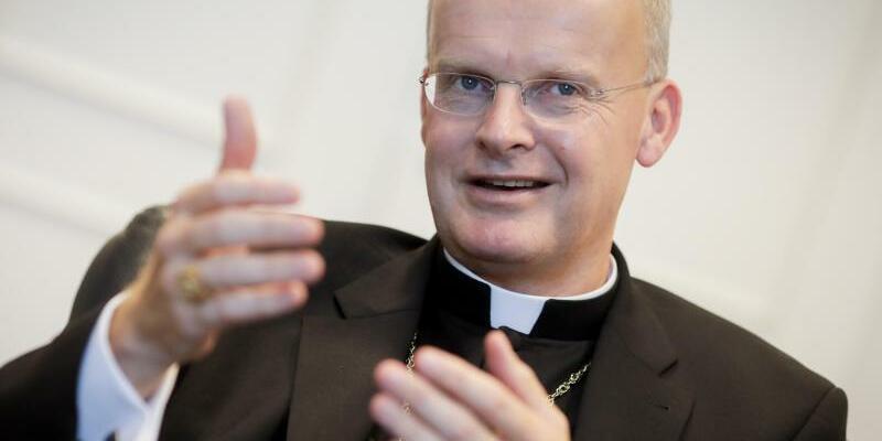 Militärbischof Overbeck - Foto: Kay Nietfeld/Archiv