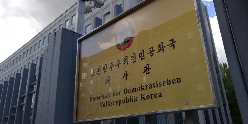 Botschaft von Nordkorea - Foto: über dts Nachrichtenagentur
