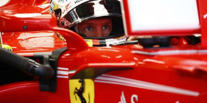 Motorprobleme - Foto: Sebastian Vettel schaffte bei der Qualifikation keine gekzeitete Runde. Foto:Eric To