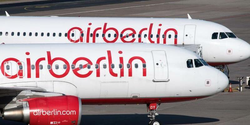 Air Berlin - Foto: Bernd von Jutrczenka