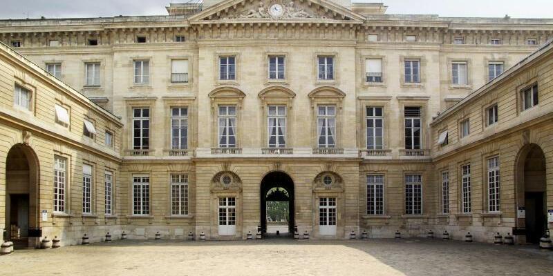 La Monnaie de Paris - Foto: Die Pariser Münzprägeanstalt wurde zu einem großen Museumskomplex umgebaut. Foto:La Monnaie de Paris