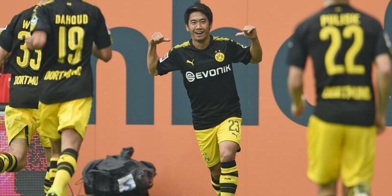 FC Augsburg - Borussia Dortmund - Foto: Andreas Gebert