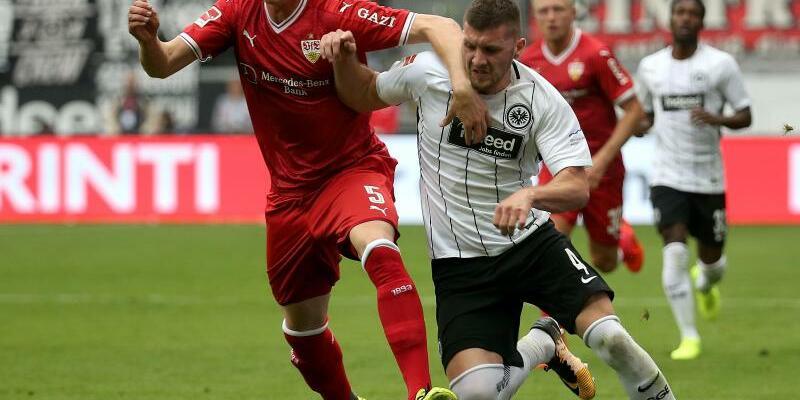 Eintracht Frankfurt - VfB Stuttgart - Foto: Hasan Bratic