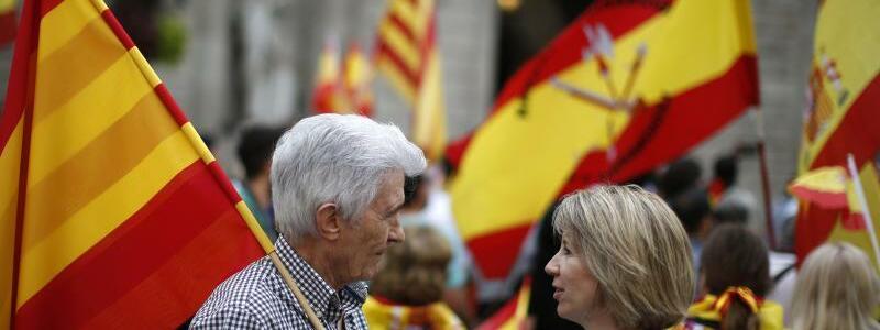 Vor dem Referendum in Katalonien - Foto: Manu Fernandez