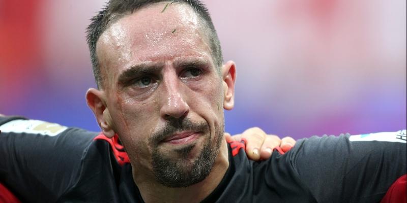 Franck Ribéry (FC Bayern) - Foto: über dts Nachrichtenagentur