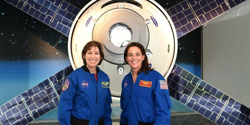 Astronautinnen - Foto: Carmen Jaspersen