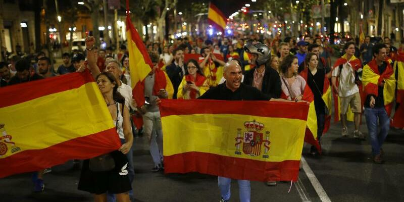 Unabhängigkeitsgegner - Foto: Francisco Seco
