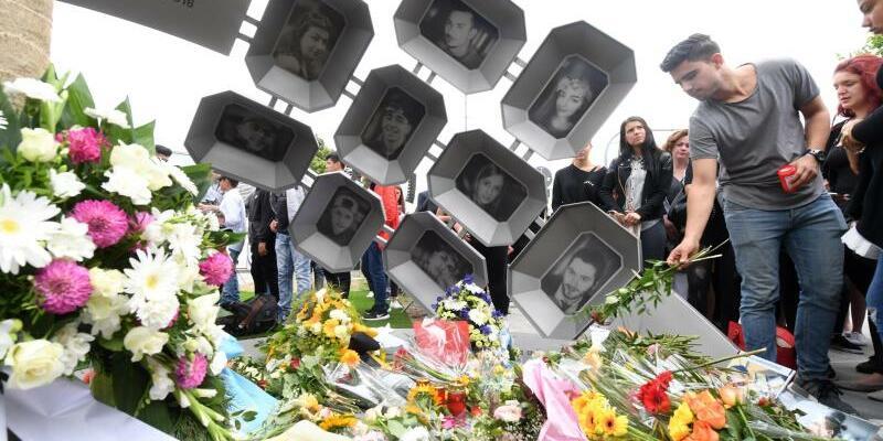 Gedenken - Foto: Tobias Hase/Archiv