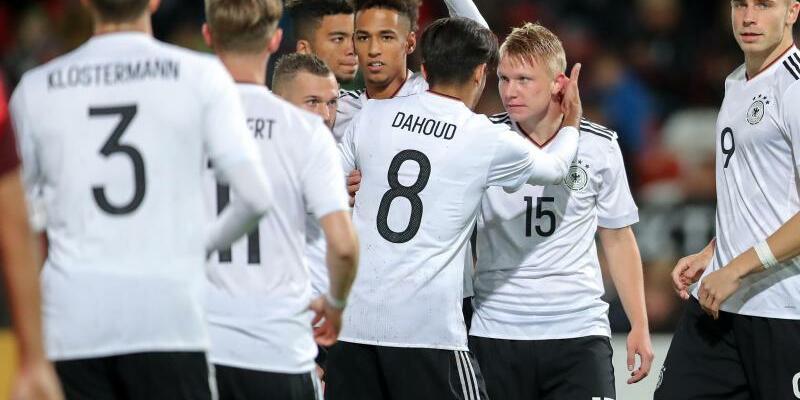 U21 Deutschland - Aserbaidschan - Foto: Jan Woitas