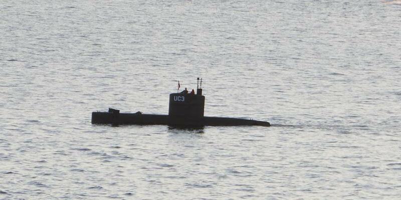 U-Boot «Nautilus» - Foto: Peter Thompson