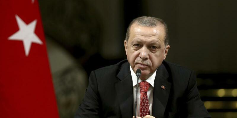 Recep Tayyip Erdogan - Foto: Ebrahim Noroozi