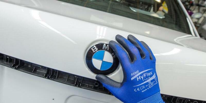 BMW-Produktion im Werk Dingolfing - Foto: Armin Weigel