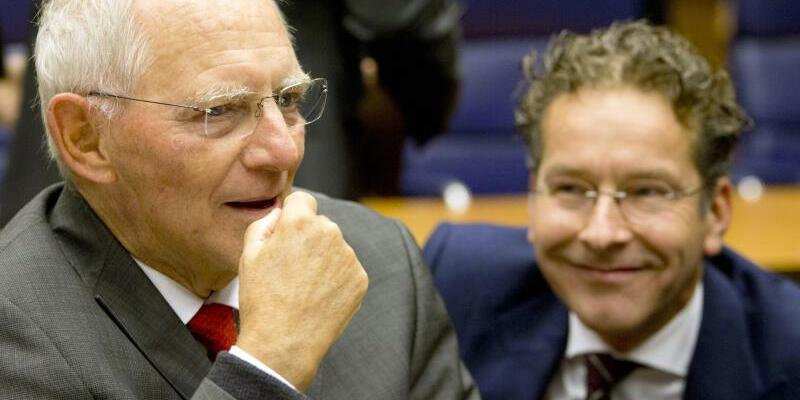 Schäuble in Luxemburg - Foto: Virginia Mayo