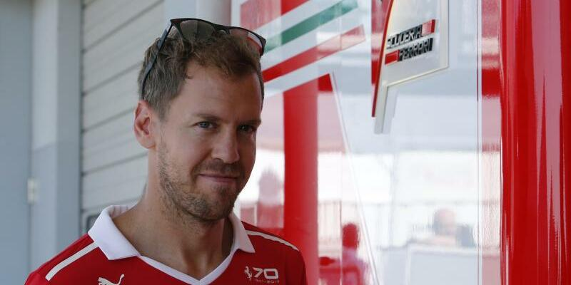Sebastian Vettel - Foto: Toru Takahashi