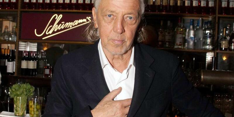 Bar-Legende Charles Schumann - Foto: Dirk Steinmetz