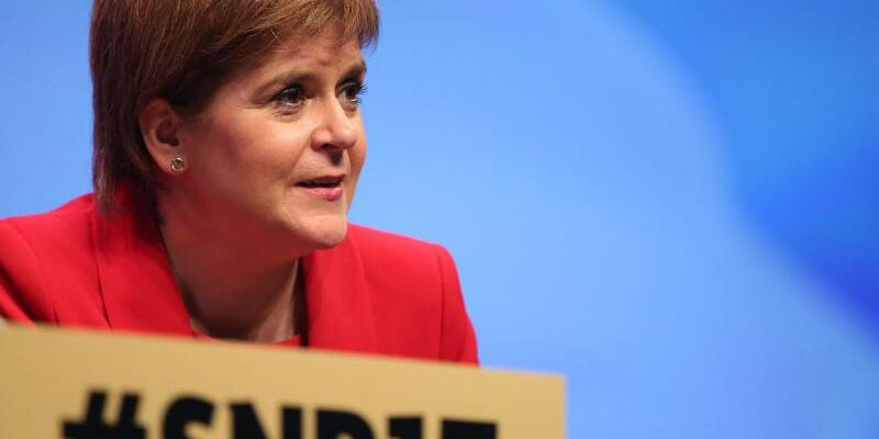 Nicola Sturgeon - Foto: Jane Barlow