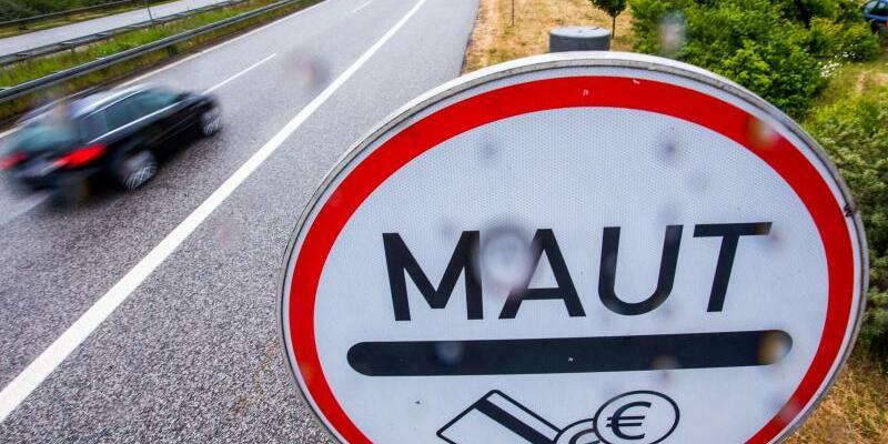 Pkw-Maut - Foto: Jens Büttner/Symbol