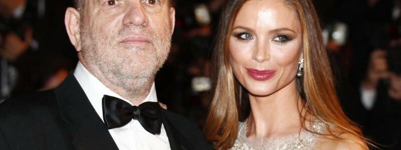 Harvey Weinstein und Georgina Chapman - Foto: Ian Langsdon
