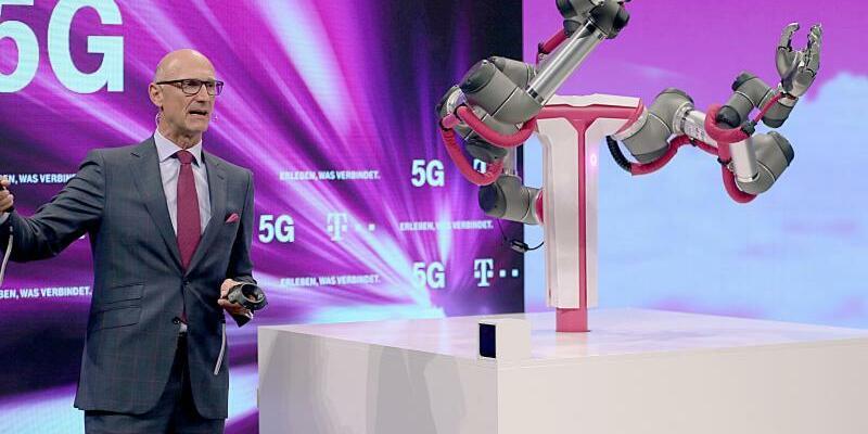 5G-Netz - Foto: Oliver Berg