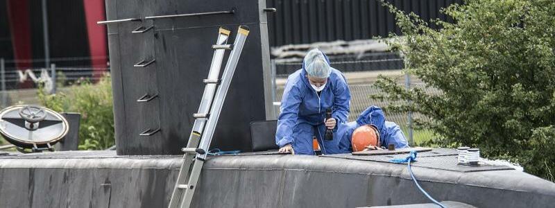 U-Boot «Nautilus» - Foto: Mogens Flindt