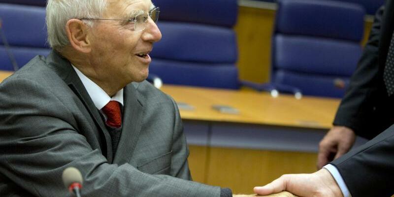 Wolfgang Schäuble - Foto: Der deutsche Finanzminister Wolfgang Schäuble ist dienstältester G20-Finanzminister. Foto:Virginia Mayo