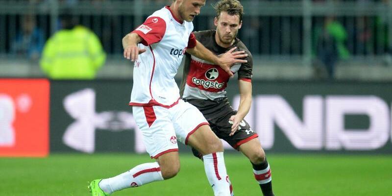FC St. Pauli - 1. FC Kaiserslautern - Foto: Daniel Bockwoldt