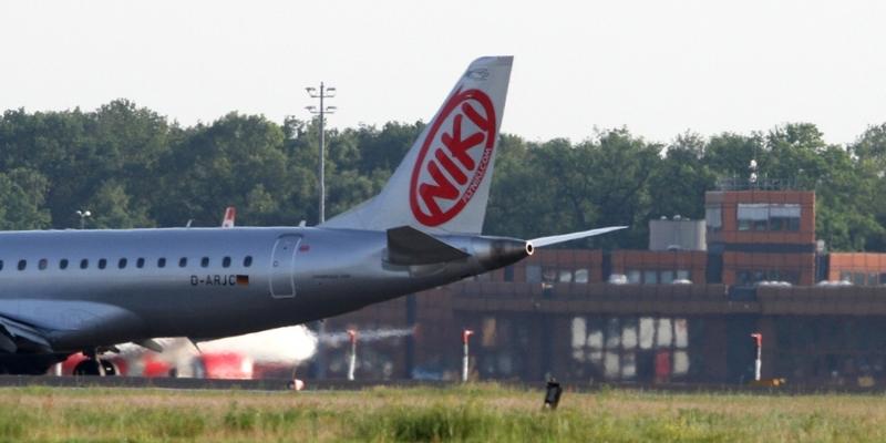 Niki-Flugzeug - Foto: über dts Nachrichtenagentur