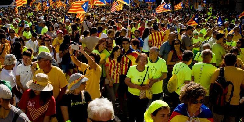 Nationalfeiertag in Katalonien - Foto: Jordi Boixareu