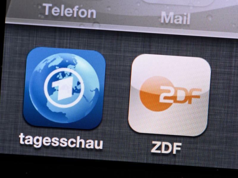 ARD und ZDF - Foto: Rolf Vennenbernd