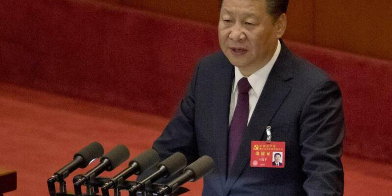 Xi Jinping - Foto: Ng Han Guan