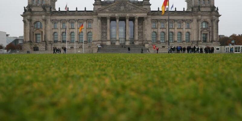 Bundestag - Foto: Kay Nietfeld