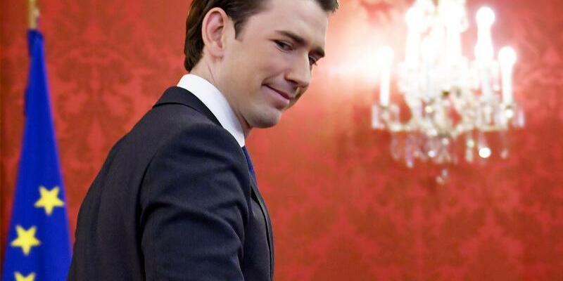 Sebastian Kurz - Foto: Herbert Neubauer/APA