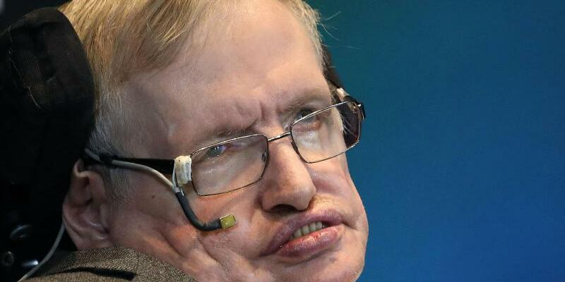 Stephen Hawking - Foto: Philip Toscano