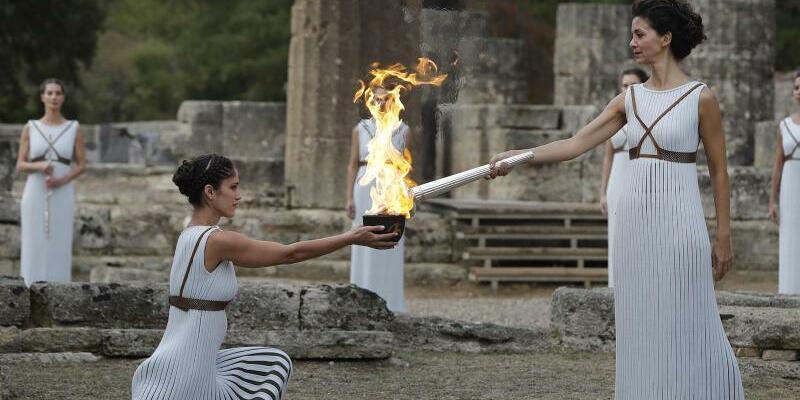 Zeremonie - Foto: Thanassis Stavrakis
