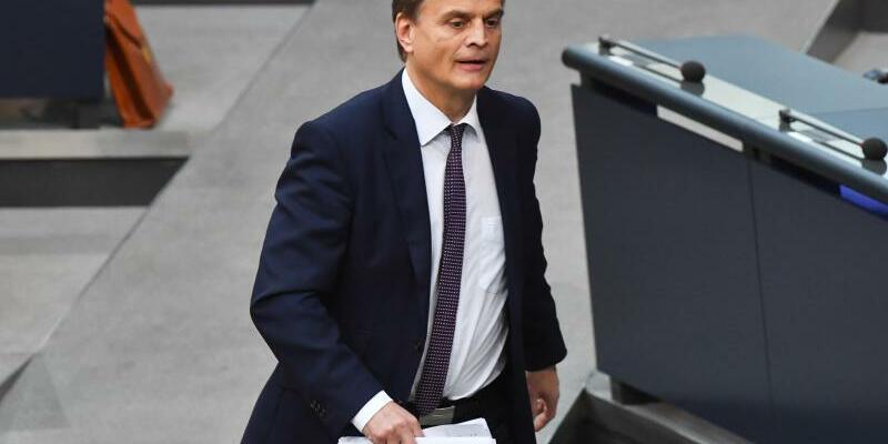 Bernd Baumann - Foto: Bernd von Jutrczenka