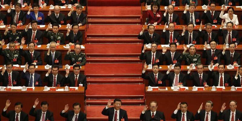 Parteikongress - Foto: Andy Wong