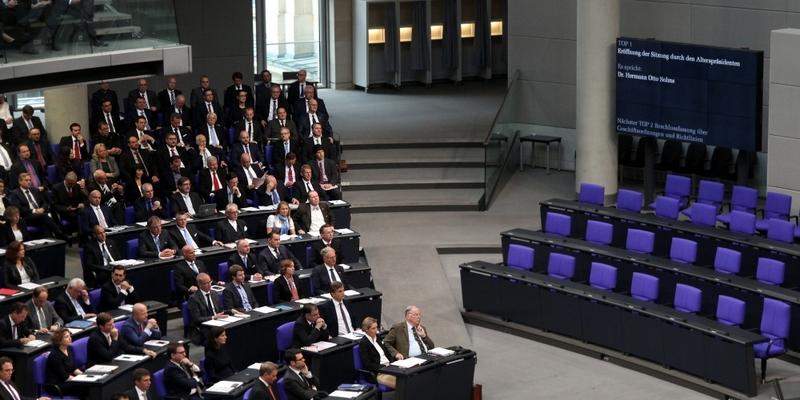 AfD-Bundestagsfraktion - Foto: über dts Nachrichtenagentur