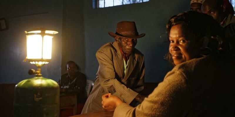 Wahlwiederholung inKenia - Foto: Ben Curtis